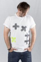 Pánské triko TIMELESS bílé