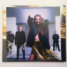 FEMME FATALE: CD + FOTKA s podpisy, 2018