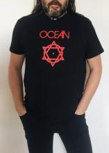 Pánské triko RETRO černé
