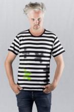 Pánské triko TIMELESS pruhované