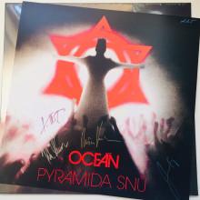 PYRAMIDA SNŮ: LP + ART PRINT S PODPISY